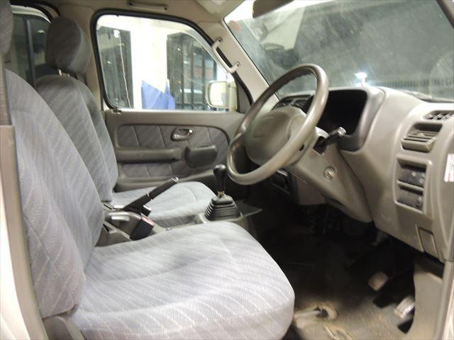 ジョイポップターボ ターボ 4WD 5MT タイベル交換済(16枚目)