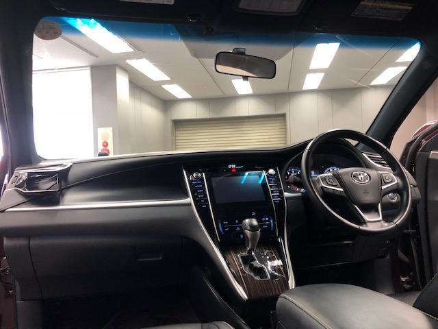 エレガンス 4WD モデリスタ 24インチAW 黒革半シート(3枚目)