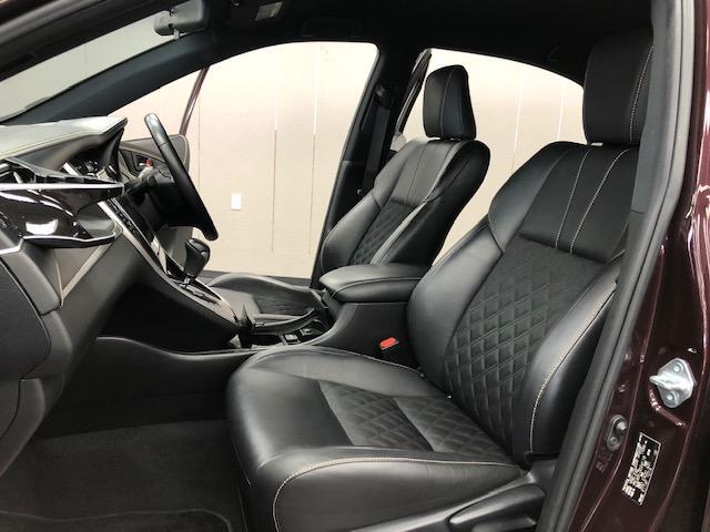 エレガンス 4WD モデリスタ 24インチAW 黒革半シート(8枚目)