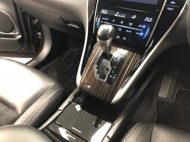 エレガンス 4WD モデリスタ 24インチAW 黒革半シート(13枚目)