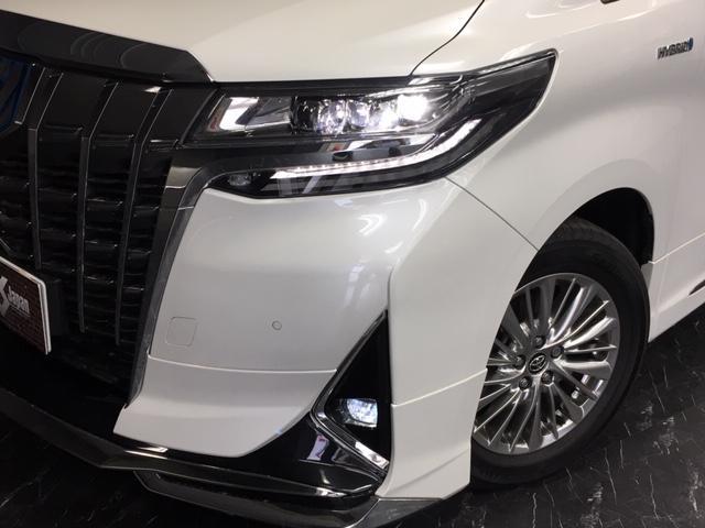 G 4WD モデリスタエアロ JBLサウンド 3眼LED(17枚目)