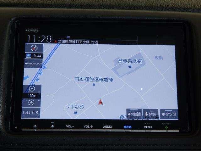 X・ホンダセンシング ナビ・リヤカメラ・ETC・LEDヘッド(3枚目)