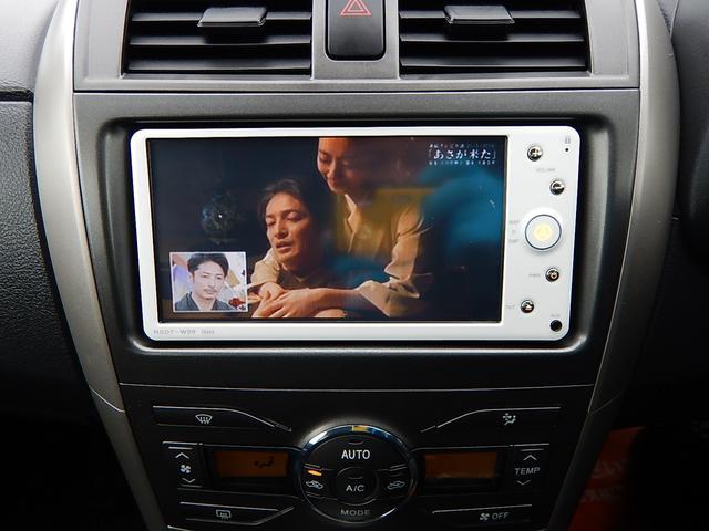純正SDナビ☆地デジ付きでTV見れます☆イヤフォンジャック付きで携帯など対応します!DVDビデオ再生可能☆