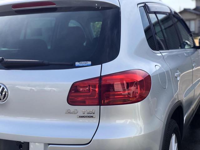 フォルクスワーゲン VW ティグアン スポーツ&スタイル 4WD SDナビ