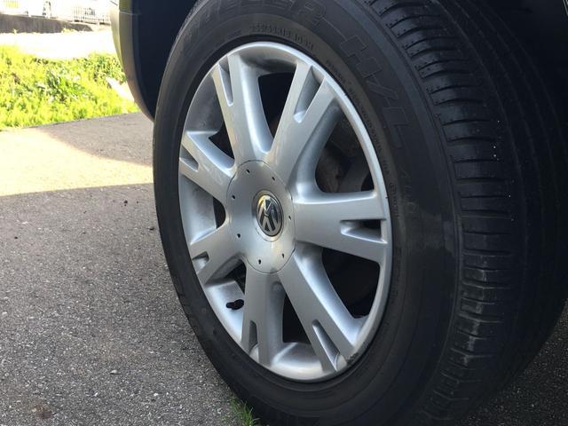 フォルクスワーゲン VW トゥアレグ V6 純正HDDナビ キセノン