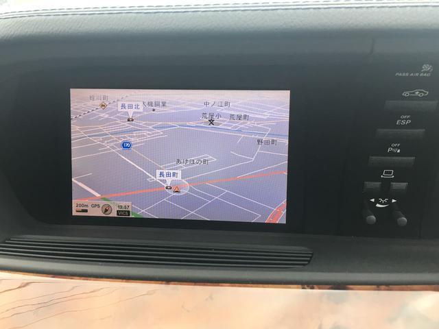 メルセデス・ベンツ M・ベンツ S350 ラグジュアリーPKG 20インチAW レザー