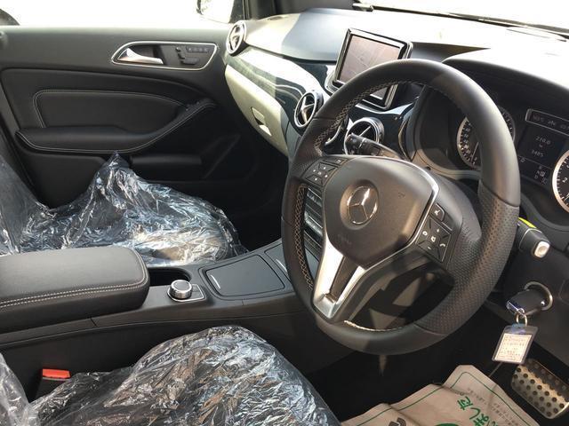 メルセデス・ベンツ M・ベンツ B250 ブルーエフィシェンシー セーフティーパッケージ