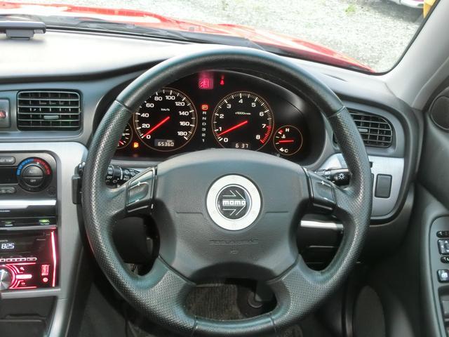 スバル レガシィツーリングワゴン ブリッツェン2001モデル ETC ABS
