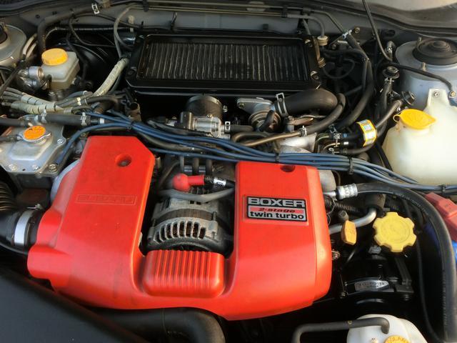 スバル レガシィツーリングワゴン GT-B Sエディション ETC