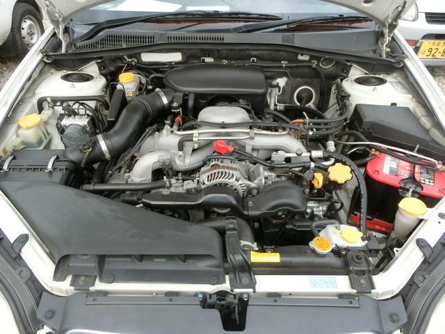 スバル レガシィツーリングワゴン 2.0R Bスポーツ ウィンカー付きドアミラー