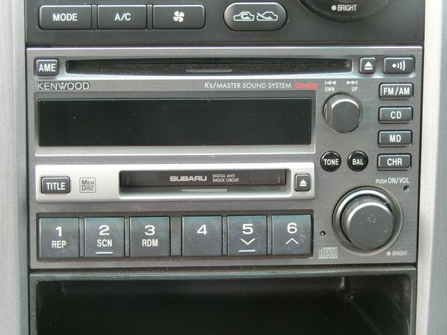 スバル レガシィB4 RSK キーレス ABS CD