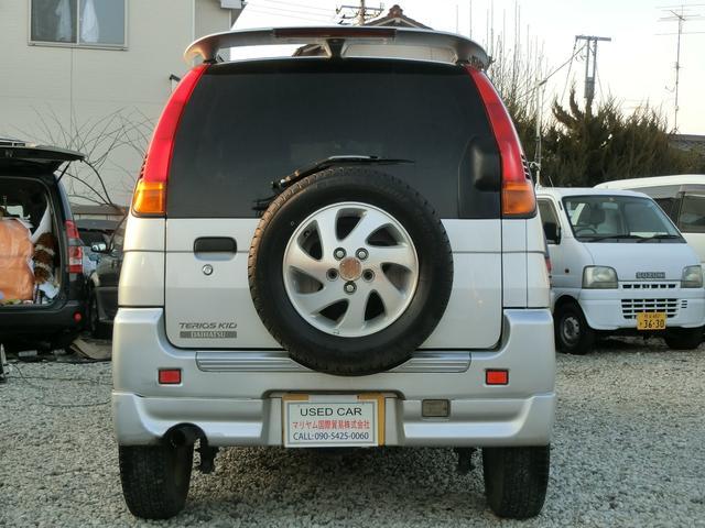 「ダイハツ」「テリオスキッド」「コンパクトカー」「埼玉県」の中古車3