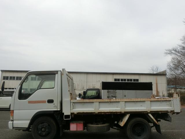 いすゞ エルフトラック ダンプ フラッドL ダンプ 2トン ETC