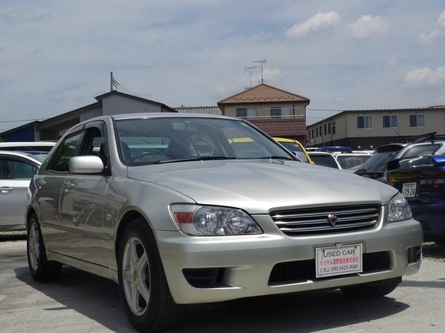 AS200 ワンオーナー ETCABS(6枚目)