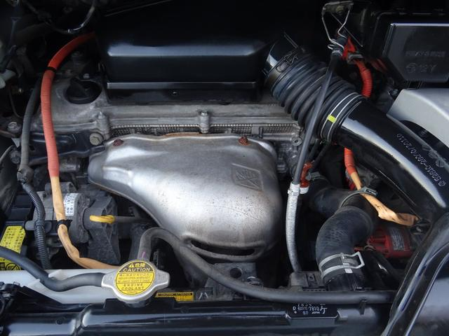 ベースグレード タイミングチェーン式エンジン(18枚目)
