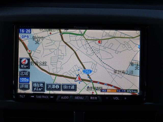 20S電動ミラー DVDナビ キーレス ETCABS4WD車(10枚目)