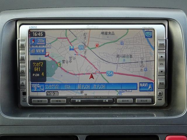 AU 両側スライド DVDナビ キーレス ABS 158(10枚目)