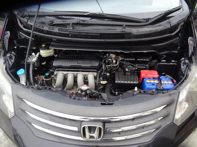 フレックス Fパッケージ両側スライドドアT-チェン式エンジン(17枚目)