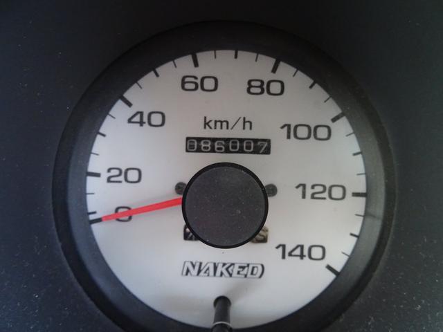 ベースグレード走行86007KM CDオーディオ エアコン(12枚目)