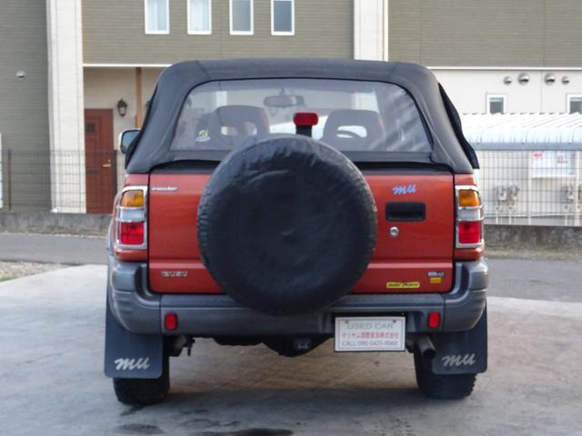 オープントップターボ車4WD車 修復歴無し 234(3枚目)