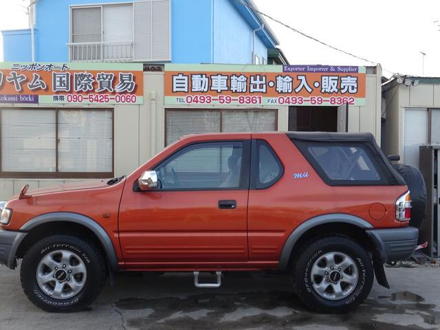 オープントップターボ車4WD車 修復歴無し 234(5枚目)