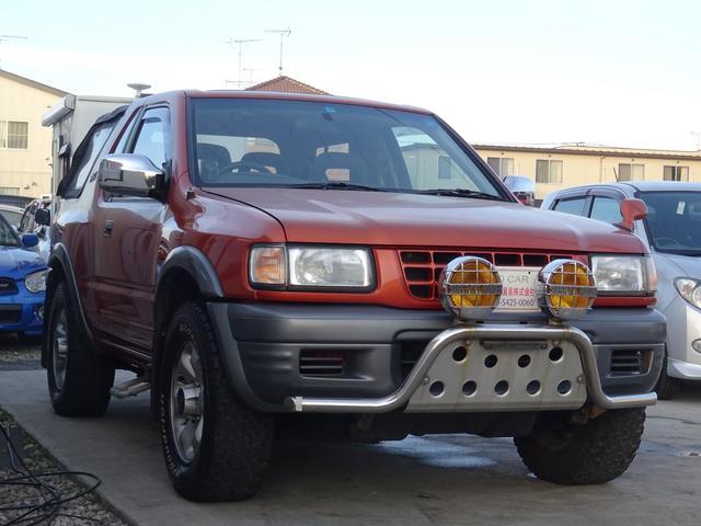 オープントップターボ車4WD車 修復歴無し 234(6枚目)