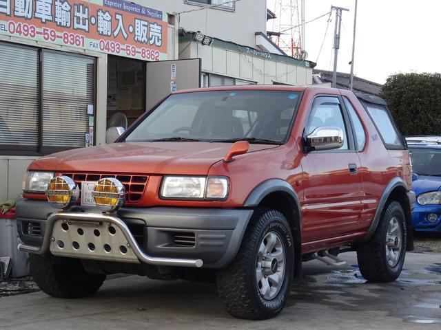 オープントップターボ車4WD車 修復歴無し 234(7枚目)