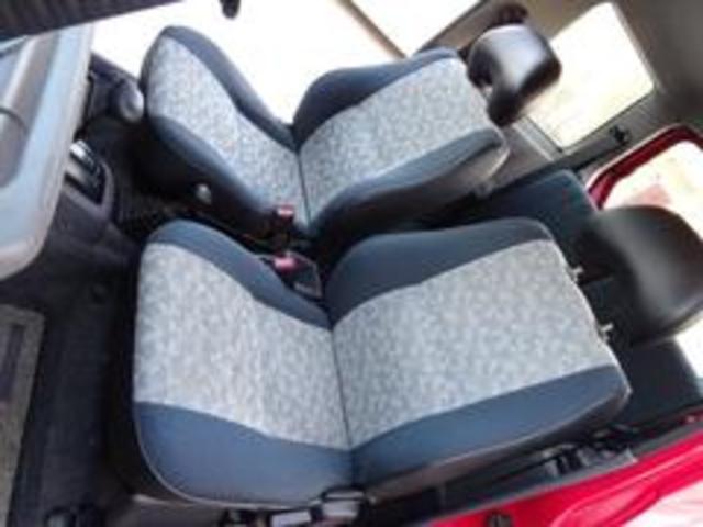 XR-II タイミングベルト交換済み パートタイム4WD 修復歴無し 背面タイヤ フロア3AT 運転席エアバック  パワーウィンドウ パワーステアリング(14枚目)