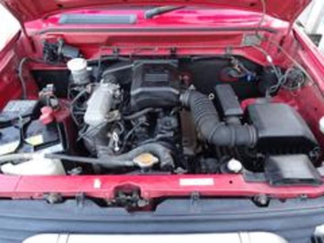 XR-II タイミングベルト交換済み パートタイム4WD 修復歴無し 背面タイヤ フロア3AT 運転席エアバック  パワーウィンドウ パワーステアリング(17枚目)