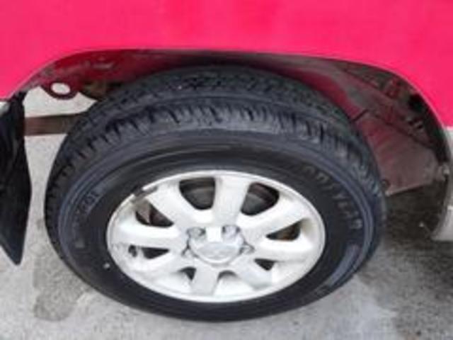 XR-II タイミングベルト交換済み パートタイム4WD 修復歴無し 背面タイヤ フロア3AT 運転席エアバック  パワーウィンドウ パワーステアリング(20枚目)