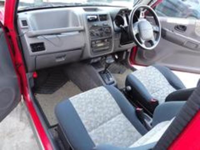 XR-II タイミングベルト交換済み パートタイム4WD 修復歴無し 背面タイヤ フロア3AT 運転席エアバック  パワーウィンドウ パワーステアリング(33枚目)
