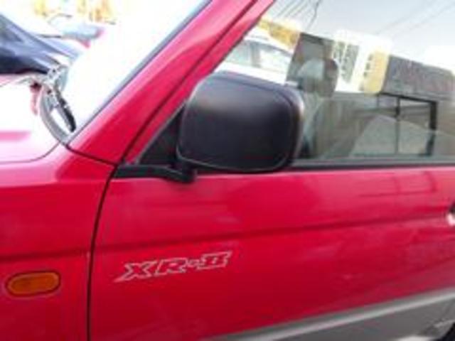 XR-II タイミングベルト交換済み パートタイム4WD 修復歴無し 背面タイヤ フロア3AT 運転席エアバック  パワーウィンドウ パワーステアリング(34枚目)
