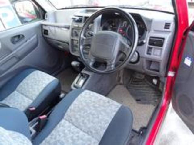XR-II タイミングベルト交換済み パートタイム4WD 修復歴無し 背面タイヤ フロア3AT 運転席エアバック  パワーウィンドウ パワーステアリング(37枚目)
