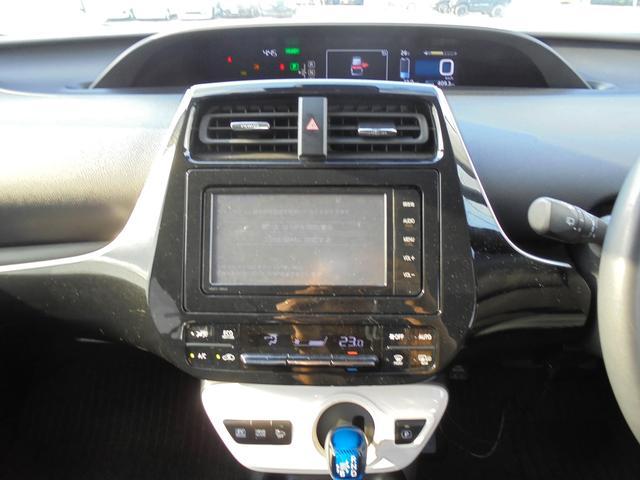 トヨタ プリウス S ワンオーナー車 4WD ナビ Bカメラ スマートキー