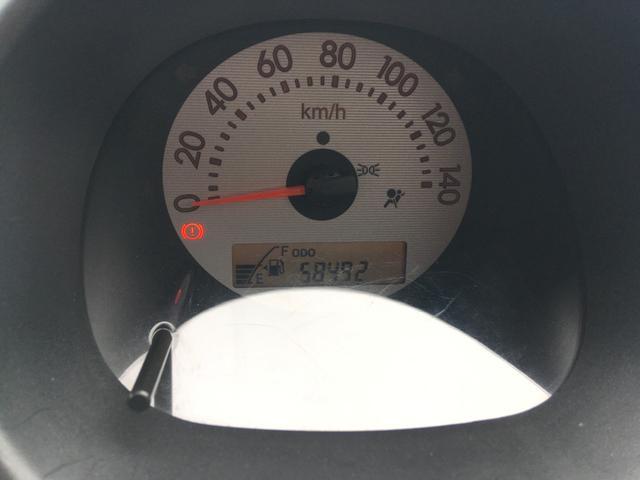 走行距離は58492kmです。まだまだ乗れます!!※走行距離は撮影時のものです。