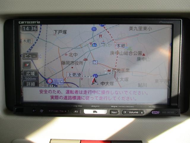 ココアX ワンオーナー車 SDナビ フルセグTV フル装備(3枚目)