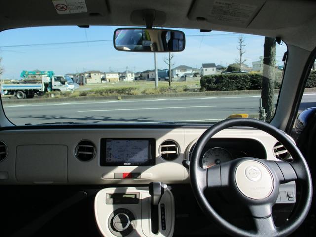 ココアX ワンオーナー車 SDナビ フルセグTV フル装備(7枚目)