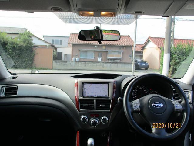 2.0XS 4WD  純正17インチアルミ Pシート シートヒーター(7枚目)