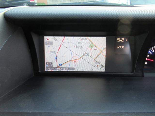 GエアロHDDナビスペシャルパッケージ 17インチアルミ 純正HDDナビ Bカメラ エアロ キーレス(4枚目)
