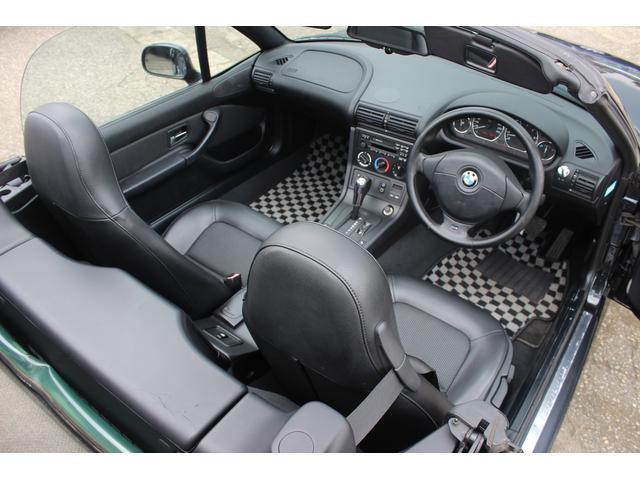 BMW BMW Z3ロードスター ベースグレード オートマ オープン