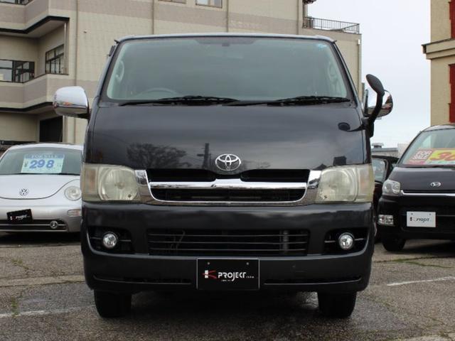 「トヨタ」「ハイエース」「その他」「富山県」の中古車4