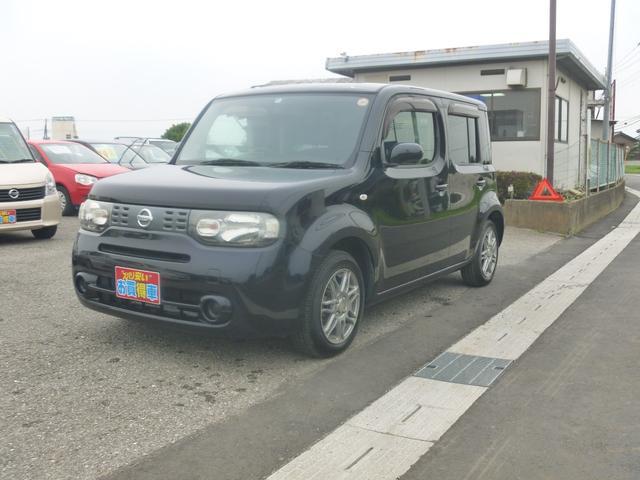 「日産」「キューブ」「ミニバン・ワンボックス」「茨城県」の中古車3