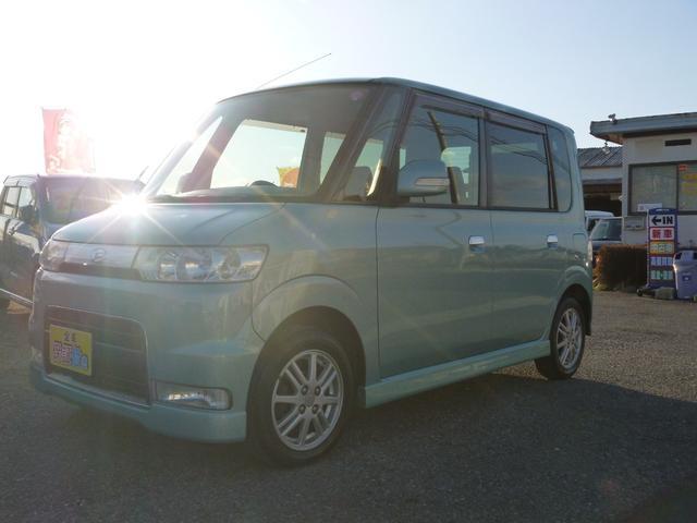 「ダイハツ」「タント」「コンパクトカー」「茨城県」の中古車3