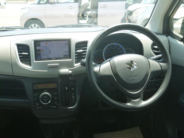 FX SDナビ ワンセグ CD ETC キーレス アイドリングストップ 運転席シートヒーター ベンチシート(2枚目)