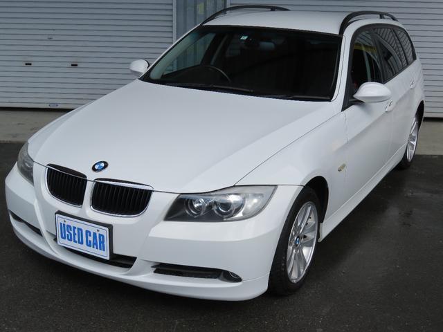 BMW BMW 320iツーリング 右ハンドル パワーシート 純正AW