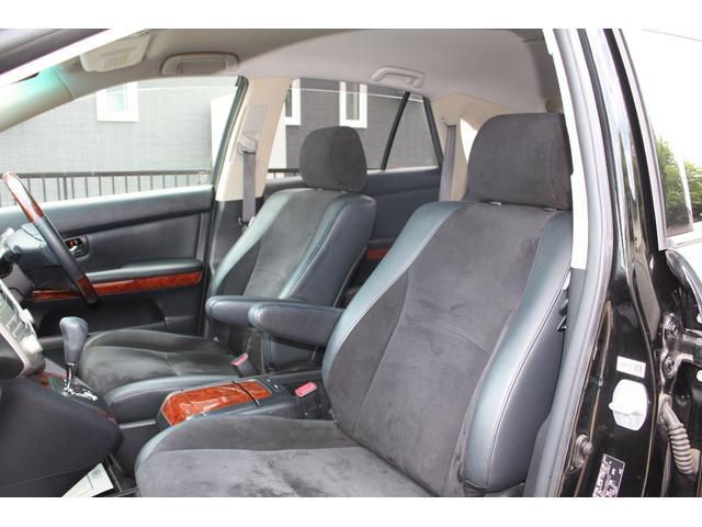 トヨタ ハリアー 240G ナビ Bモニター 電動シート アルミホイール
