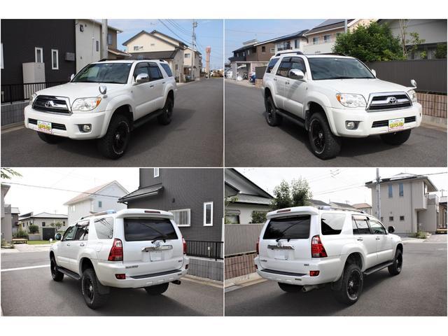 「トヨタ」「ハイラックスサーフ」「SUV・クロカン」「茨城県」の中古車2