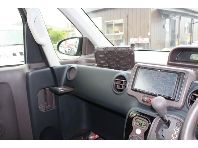 F キーレスキー 盗難防止システム ナビTV スマキー CD HDDナビ ABS オートエアコン エアバッグ フルセグテレビ 整備記録簿 1オーナー車(10枚目)