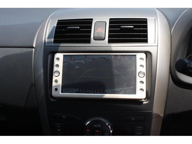 X HIDリミテッド TV&ナビ キーレス SDナビ オートエアコン ワンセグ HID ABS エアバッグ デュアルエアバッグ パワーウインドウ 衝突安全ボディ(8枚目)