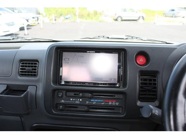 ベースグレード リフトアップ マットタイヤ キーレス HDDナビ AC MT5 カスタム軽トラ(8枚目)